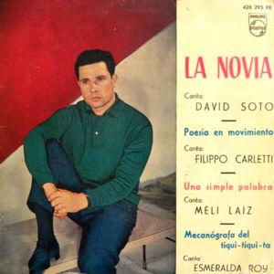 Varios - Pop Español 60' - Philips428 295 PE