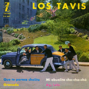 Tavis, Los - ZafiroZ-E 307