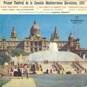 Varios - Pop Español 60' - ColumbiaECGE 71134