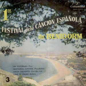 Varios - Pop Español 60' - ColumbiaECGE 71052