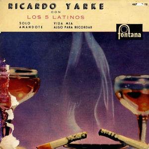Varios - Pop Español 60' - Fontana467 109 TE