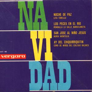 Varios - Pop Español 60' - Vergara265-UC