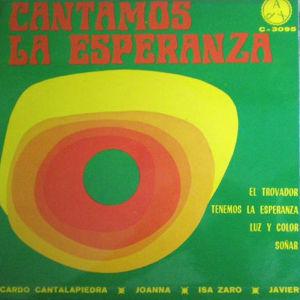 Varios - Pop Español 60' - Discoteca PAXC-3095