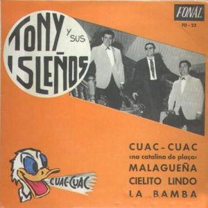 Tony Y Sus Isleños - FonalFD-22