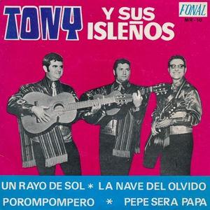 Tony Y Sus Isleños - FonalMR-10