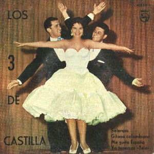 Tres De Castilla, Los - Philips428 241 PE