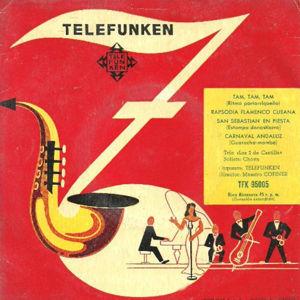 Tres De Castilla, Los - TelefunkenTFK-95005
