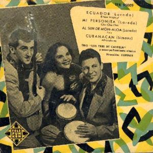 Tres De Castilla, Los - TelefunkenTFK-95009