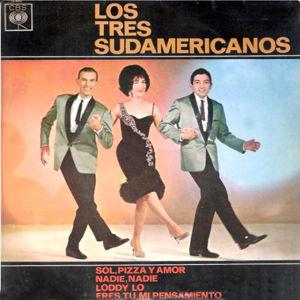 Tres Sudamericanos, Los - CBSEP 5803
