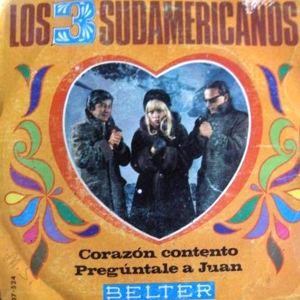 Tres Sudamericanos, Los - Belter07.524
