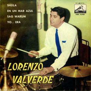 Valverde, Lorenzo - La Voz De Su Amo (EMI)7EPL 13.921