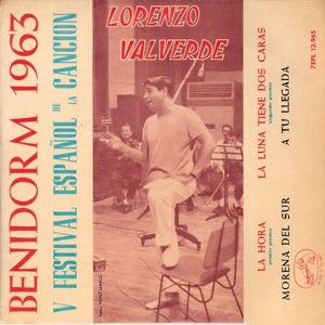 Valverde, Lorenzo - La Voz De Su Amo (EMI)7EPL 13.965
