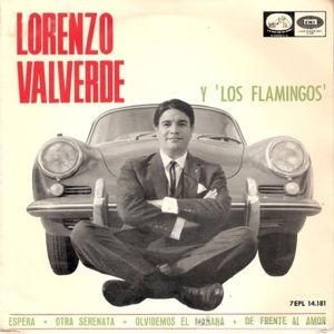 Valverde, Lorenzo - La Voz De Su Amo (EMI)7EPL 14.181