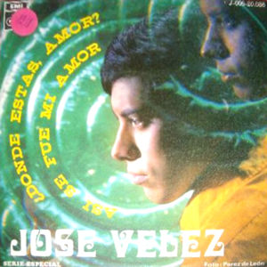 Vélez, José - Regal (EMI) J 006-20.036