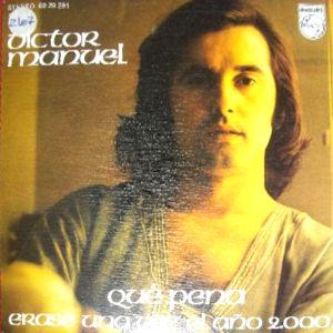 Víctor Manuel - Philips60 29 291