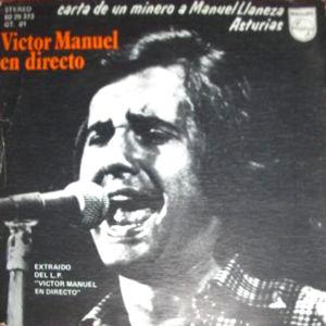 Víctor Manuel - Philips60 29 373