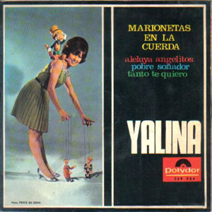 Yalina - Polydor359 FEP