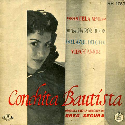 Bautista, Conchita - HispavoxHH 17- 63