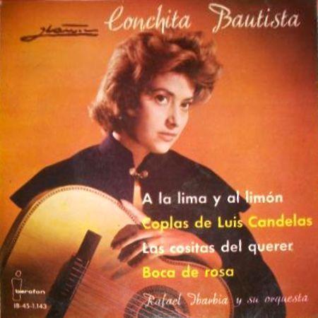 Bautista, Conchita - IberofónIB-45-1.143