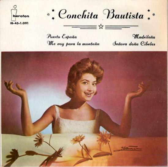 Bautista, Conchita - IberofónIB-45-1.091