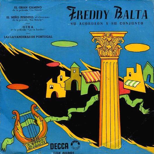 Balta, Freddy