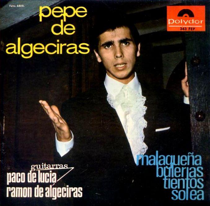 Algeciras, Pepe De - Polydor343 FEP