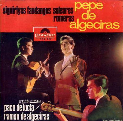 Algeciras, Pepe De - Polydor333 FEP