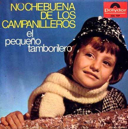 Algeciras, Pepe De - Polydor326 FEP