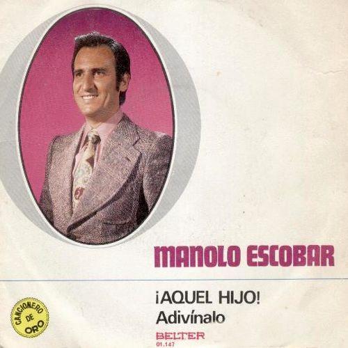 Escobar, Manolo - Belter01.147