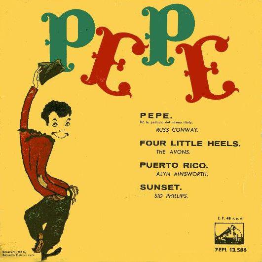 Varios UK-US - La Voz De Su Amo (EMI)7EPL 13.586