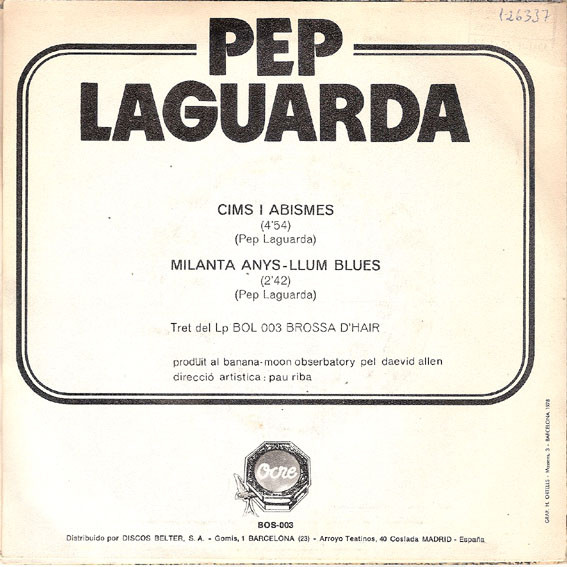 Pep Laguarda - OcreBOS-003