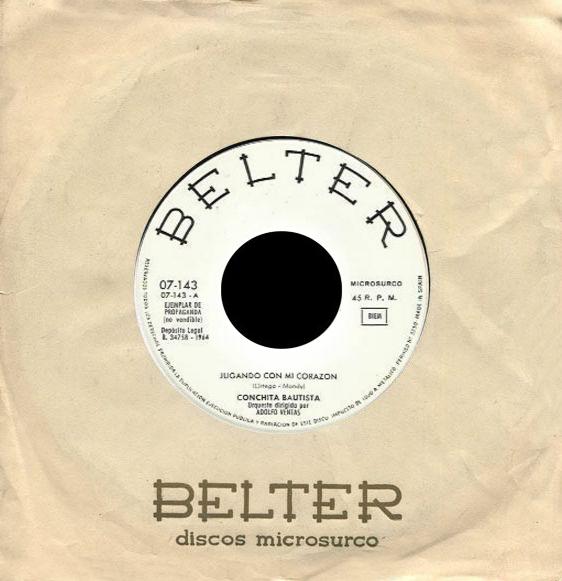 Bautista, Conchita - Belter07.143