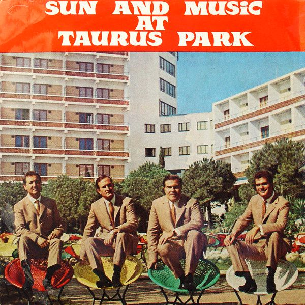 Antonio De La Cuevas´ Group - Sun And Music BN-45.326