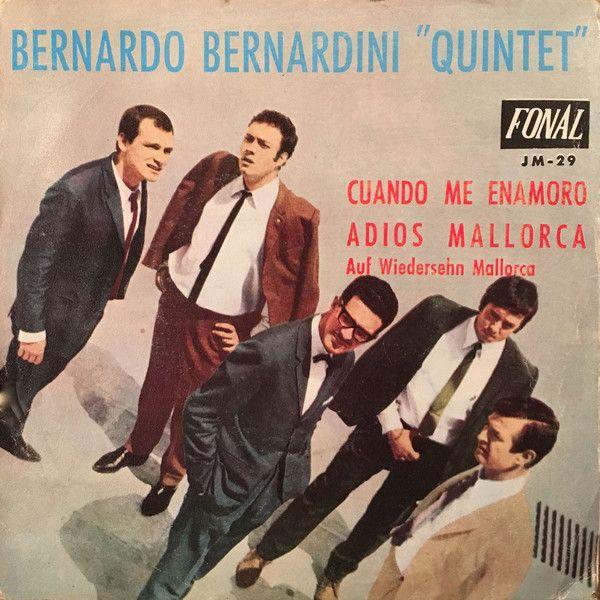 Bernardo Bernardini Quintet - FonalMJ-29