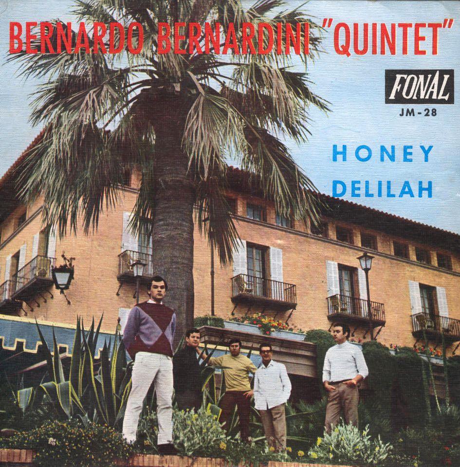 Bernardo Bernardini Quintet - FonalMJ-28