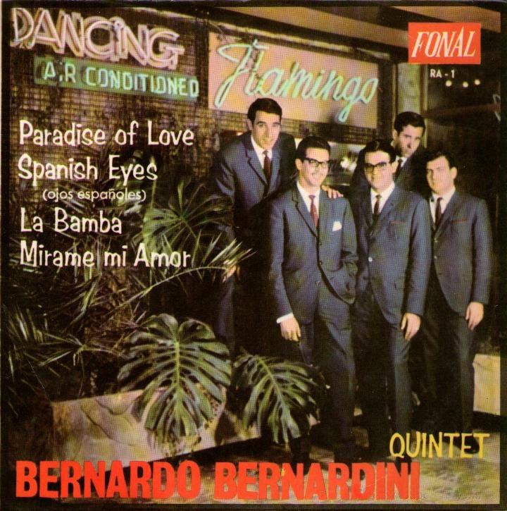 Bernardo Bernardini Quintet - FonalRA-1