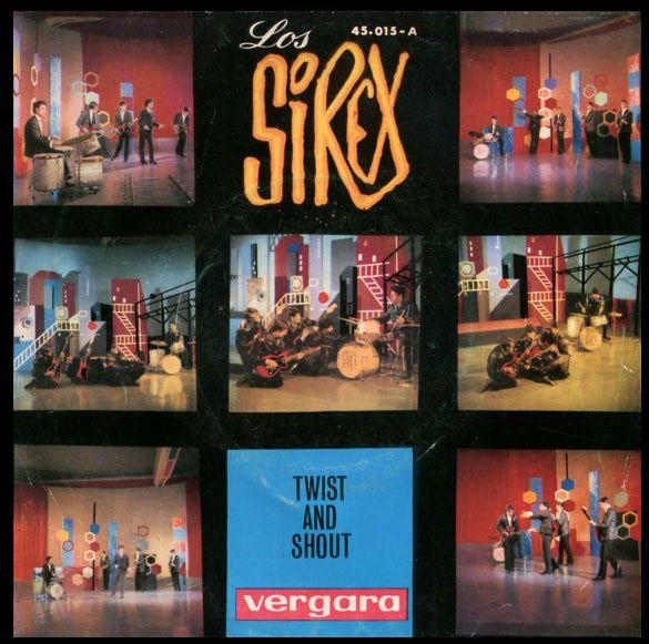 Sirex, Los - Vergara45.015-A