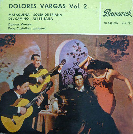 Vargas (La Terremoto), Dolores - Brunswick10 252 EPB