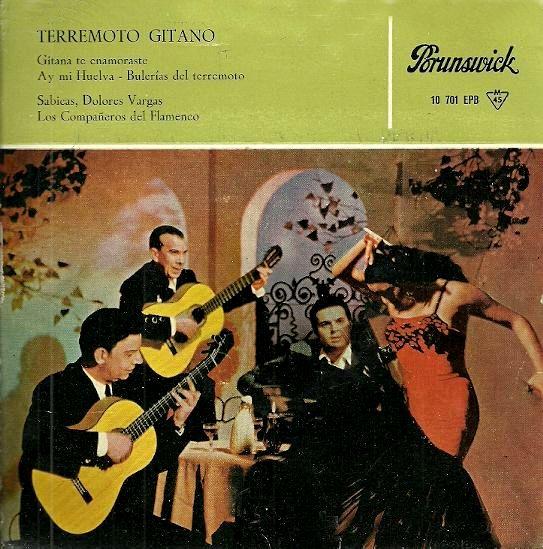 Vargas (La Terremoto), Dolores - Brunswick10 701 EPB
