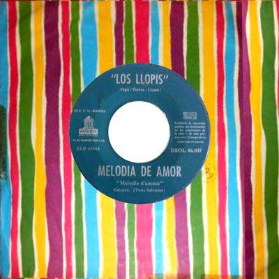 Llopis, Los - Odeon (EMI)DSOL 66.037
