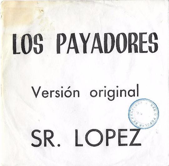 Payadores, Los - Polydor80 005