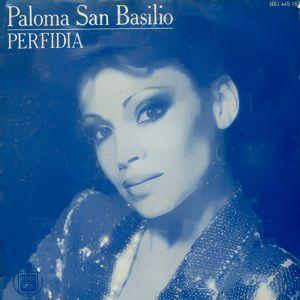 San Basilio, Paloma - Hispavox445 182