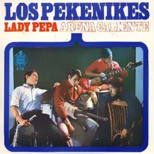 Pekenikes, Los - HispavoxH 113