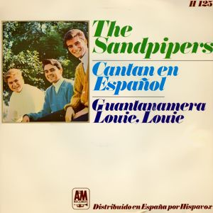 Sandpipers, The - HispavoxH 125