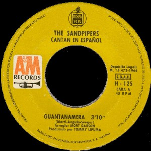 Sandpipers, The