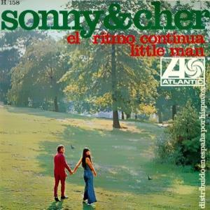 Sonny And Cher - HispavoxH 158