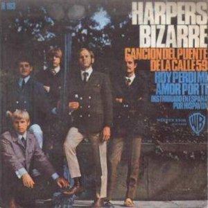 Harpers Bizarre - HispavoxH 163