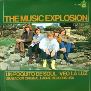 Music Explosion, The - HispavoxH 174
