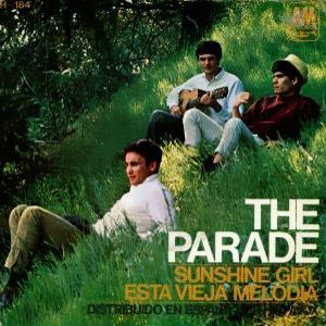 Parade, The - HispavoxH 184