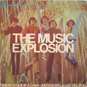 Music Explosion, The - HispavoxH 221